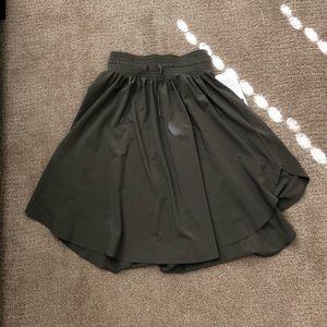 Lululemon NWT Everyday Skirt